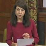 Liz speaks up for Glenfield in Parliament
