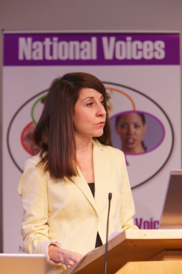 Nationa Voices speech Jan 2013
