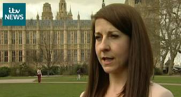 Liz speaks to ITV News