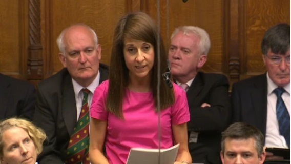 Liz at PMQs 12th June 2013 2