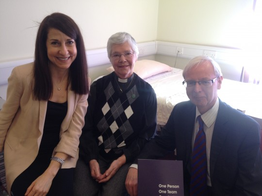 Whole Person Care report launch Greenwich March 2014