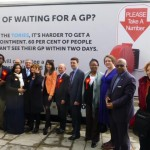 Liz welcomes Labour's guarantees on GP appointments