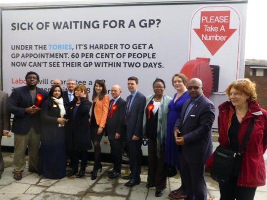 GP access story May 2014