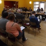 Liz holds public meeting on stench from Biffa plant