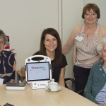 Liz sees how technology can improve patients' health