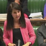 Liz speaks in debate about access to NHS services