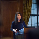 Liz hosts a reception in London for Minority Supplier Development UK