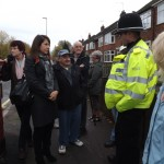 Tackling traffic problems on Thurcaston Road
