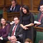 Questioning the Prime Minister about the Panama Papers