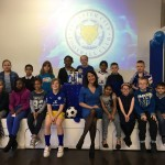 'Backing the Blues' with Shaftesbury Junior School