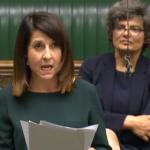 Liz speaks in Brexit debate