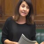 Liz takes part in Syria debate
