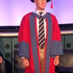 Honorary degree for Tim Peake