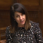Liz questions Government on funding for social care