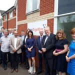 Liz meets Leicester business leaders